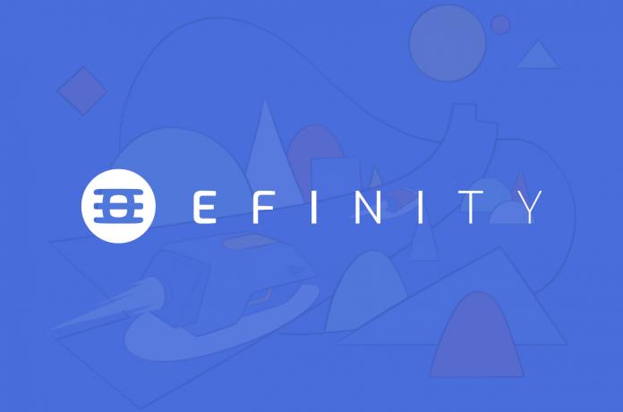 Logo de Efinity