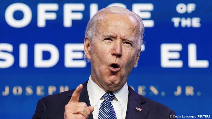 Imagen del presidente de Estados Unidos, Joe Biden